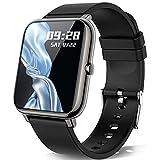 KALINCO Reloj Inteligente Hombre Mujer, Smartwatch Hombre con Oxígeno Sanguíneo Presión...