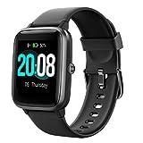 LIFEBEE Smartwatch, Reloj Inteligente Impermeable IP68 para Hombre Mujer niños, Pulsera...