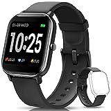 AIMIUVEI Smartwatch, Reloj Inteligente IP67 con Pulsómetro, Presión Arterial, 7 Modos de...