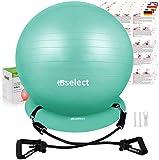 HBselect Balones De Ejercicio Fitness Pelota Pilates Embarazadas Bola De Equilibrio...