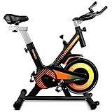 gridinlux. Trainer Alpine 6000. Bicicleta estática Ciclo Indoor. Volante de Inercia 10...
