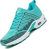 Mishansha Air Zapatos de Running Mujer Antideslizante Zapatillas de Deportes Femenino...