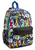 Teen Titans Go! Mochila Niño, Material Escolar para Niños, Mochilas Escolares Juveniles...
