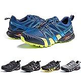 Zapatillas De Trail Running Impermeables para Hombre Mujer Zapatillas Trekking Zapatos...