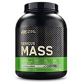 Optimum Nutrition Serious Mass Proteina en Polvo, Mass Gainer Alto en Proteína, con...